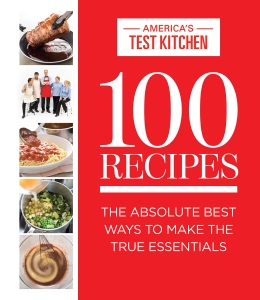 100 Recipes (Front Cover)